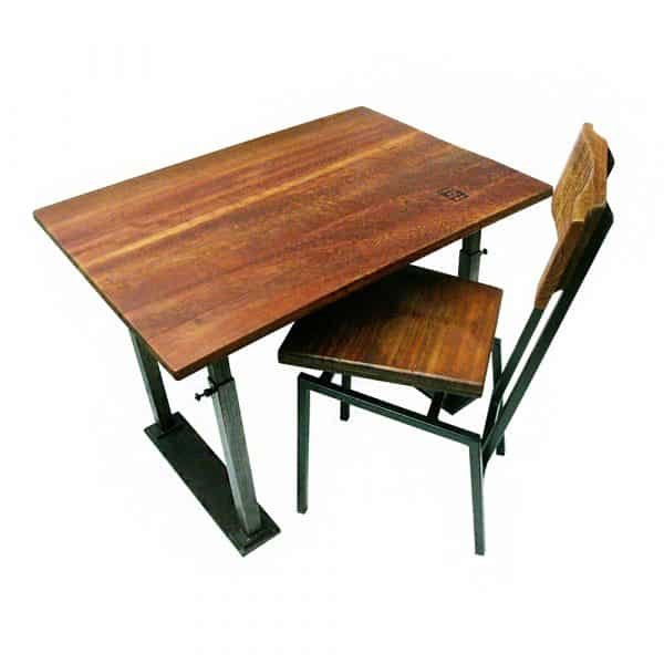Industrial Rome Table