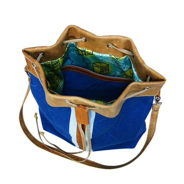 Bucket Bag inside
