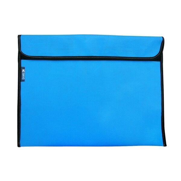 kleurrijke laptop sleeve