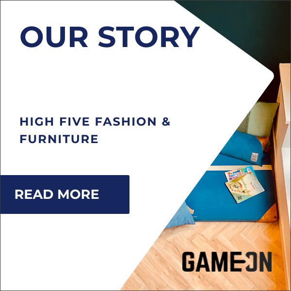 Game-on.store - Meubels en fashion