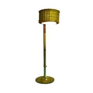 Floor Lamp Basket